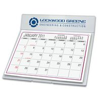 Desk Calendar w/ Mailing Envelope