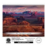 Custom Spiral Bound Wall Calendar (Landscapes of America)