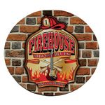 Custom Full Color Process 30 Point Round Pulp Board Coaster