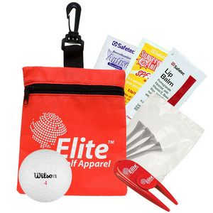 Golf and Suncare in a Bag Gift Set