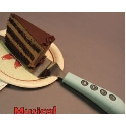 Musical Cake Knife