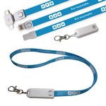 Lanyard Charging Cords with Type C