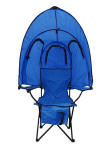 New Canopy Folding Camping Chair W Mini Tent T Dc 002 Ideastage Promotional Products