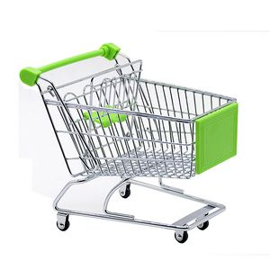 Custom Mini Supermarket Handcart
