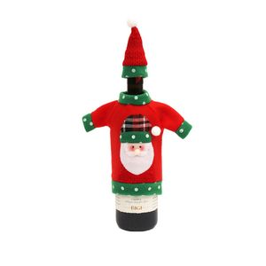 Custom Christmas Wine Bottle Covers