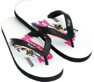 Custom Imprinted Sandal Flip Flop!