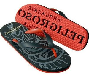 Custom Imprinted Colorful Sandal Flip-Flops!