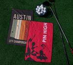 EPICOLOR Waffle Golf Towel 16