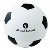 """2 1/2"""" Foam Soccer Ball Stress Reliever"""