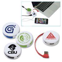 Disc-Tech 4-Port USB 2.0 Hub