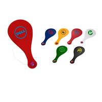 Plastic Paddle Ball Game
