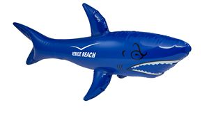 Custom Printed Inflatable Shark Animal Toys