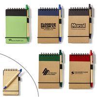 Eco Mini Jotter & Pen