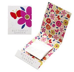 Custom Butterfly Garden Seed Matchbook