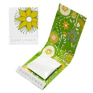 Custom Sunflower Seed Matchbook
