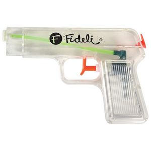 Custom Imprinted Clear Water Pistols!