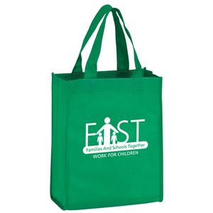 Recession Buster Non-Woven Tote Bag (8x4x10) - Screen Print