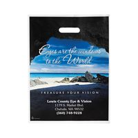 "Full Color Digitally Printed Die Cut Bag (12""x16"") - Digital"