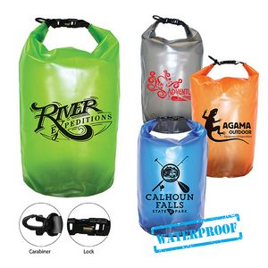 Otaria Translucent 10 Liter Dry Bag 58990 Ideastage Promotional Products