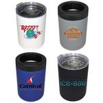 12 Oz. Halcyon® Tumbler/Can Cooler (Full Color Digital)
