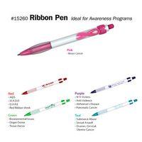 Ribbon Grip Pen (Spot Color)