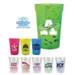 Custom 17 Oz. Confetti Mood Stadium Cup