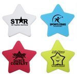 Custom Die Cut Star Eraser