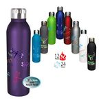 Custom 17oz. Deluxe Halcyon Bottle, FCD with Varnish or Varnish Only