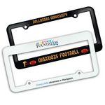 Custom License Plate Frame w/ 2 Holes (Full Color Digital)