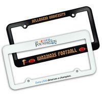 License Plate Frame w/ 2 Holes (Full Color Digital)