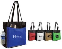 Non Woven Business Tote Bag (Spot Color)