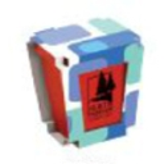 Custom 1 Pack Promo Planter (Spot Color)