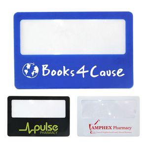 Wallet Magnifier w/ Case (Spot Color)