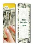 Financial Stock Full Color Digital Printed Bookmark