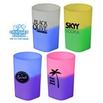 Custom 2 Oz. Plastic Mood Shot Glass (Spot Color)