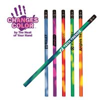 Mood Pencil w/ Black Eraser (Spot Color)