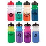 Custom 20 Oz. Mood Cycle Bottle (Spot Color)