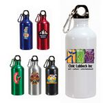 Custom 22 Oz. Aluminum Trek II Bottle (Full Color Digital Direct)