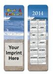 Travel Stock Full Color Digital Printed Bookmark