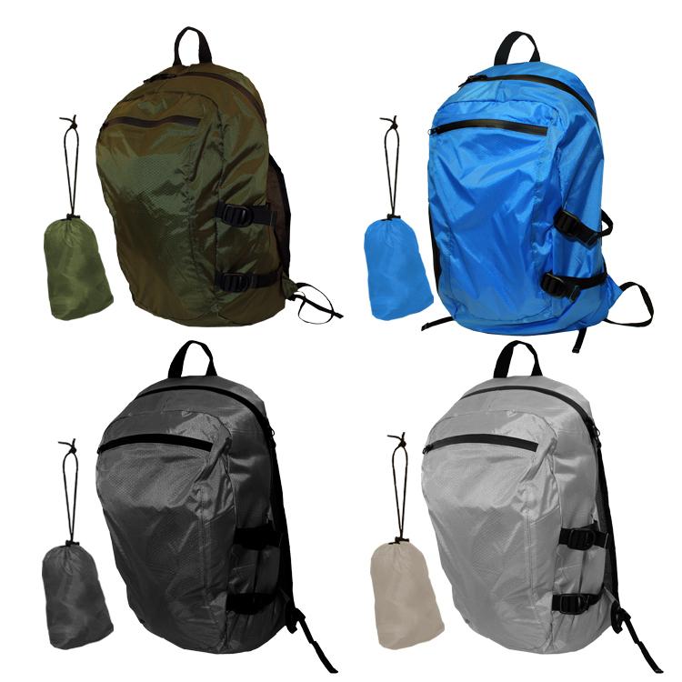 Blank, Otaria? Packable Backpack