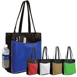 Custom Non Woven Business Tote Bag (Blank)