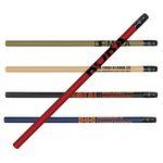 Custom Black Matte Pencil (Spot Color)