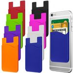 Custom Silicone Smart Phone Wallet