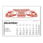 Custom Small Calendar Stik Onz w/Paper Base