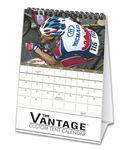 Custom Vantage Custom Tent Calendar