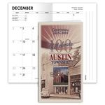 Custom TC Datefinder 14 Month Pocket Planner, Full Color Cover/Natural Stock