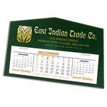 Custom D Sturdi-Stand Calendar, Green