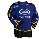 Custom Hockey Jersey - Diamond Series