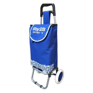 Custom Foldable Shopping Trolley