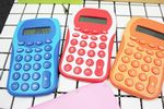 Colorful Hand Or Pocket Calculator
